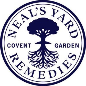 Neal's yard products for massage